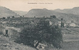 LOURMARIN QUARTIER DES BASTIDES  (dil216) - Lourmarin