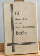 Berlin Mitte S/w Blanc 10 AK Ua.Neue Reichskanzlei - Mitte