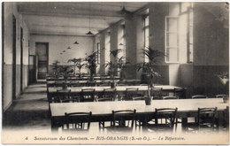 RIS ORANGIS - Sanatorium Des Cheminots - Le Réfectoire  (97182) - Ris Orangis