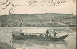 69 - Lyon - Vue Générale De Saint Clair - La Traille Sur Le Rhône - Lyon