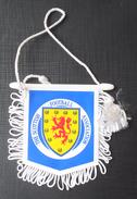 Scottish Football Association FOOTBALL CLUB, SOCCER / FUTBOL / CALCIO OLD PENNANT, SPORTS FLAG - Habillement, Souvenirs & Autres