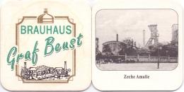 #D145-147 Viltje Brauhaus Graf Beust - Sous-bocks