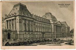 Brussel, Bruxelles, Le Palais Royal (pk35181) - Places, Squares
