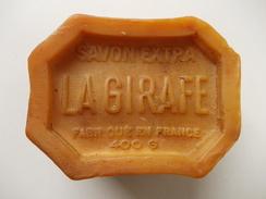 - Ancien Savon LA GIRAFE - 400g - - Unclassified