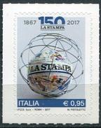 ITALY / ITALIEN / ITALIE 2017 -  La Stampa Newspaper, Media, Press - 6. 1946-.. Republic