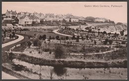 Queen Mary Gardens, Falmouth, Cornwall, C.1920 - Valentine's Postcard - Falmouth