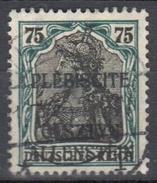 Germany 1920 Plebiscite Allenstein - Mi. 9 - Used - Gestempelt - Settori Di Coordinazione