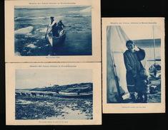 5 CPA  NOORD AMERIKA - ALASKA - ESKIMO'S - LOOK 2 SCAN - Otros