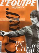 L' Équipe Magazine N° 1785 : Cruyff (2016) - Sport