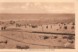 40  Landes  : Biscarrosse-plage  La Plage   Réf 3034 - Biscarrosse