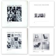 Pionniers Du Meuble. Pioniere Des Mobels. Musee D'art Et D'histoire Geneve 1983 / 84. Pionniers Du Meuble Du XXe Siecle. - Libri, Riviste, Fumetti