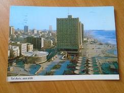 D150268 Israel TEL-AVIV  Sea Side  Stamp - Israel
