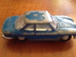 "NOREV 1/86   "" Panhard  24 CT "" Bleu France - Toy Memorabilia"