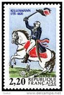 France Histoire N° 2595 ** Bicentenaire De La Révolution Française - Kellermann - French Revolution