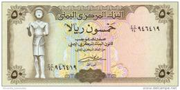 YÉMEN 50 RIALS ND (1994) P-27A NEUF SIGN. AL SALAMI [YE119b] - Yemen