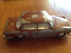 """NOREV 1/86   """" Simca 1500  """" Marron - Toy Memorabilia"""