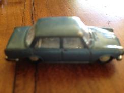 """NOREV 1/86   """" Simca 1500 """" Bleu - Toy Memorabilia"""