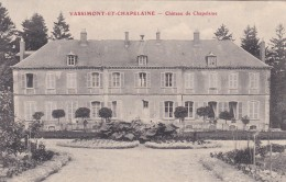 D5 - 51 - Vassimont-et-Chapelaine - Marne - Château De Chapelaine - France