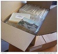 AK Hüllen Nr.1 Für Alte AK 96x148 Mm 5000 Stück Glasklar & Weichmacherfrei Profiqualität - Zubehör