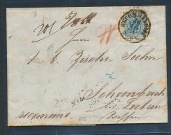 Österreich Alter Beleg    O ( T1964  ) Siehe Scan - 1850-1918 Imperium