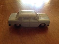 "NOREV 1/86   "" Renault R8 "" Bleu Pastel - Toy Memorabilia"