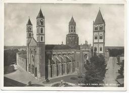 Y3471 Vercelli - Basilica Di Sant'Andrea Eretta Nel Secolo XIII / Viaggiata 1955 - Vercelli