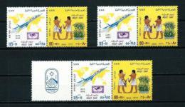 Egípto - LOTE (3 Series A-97/8)  En Nuevo - Poste Aérienne