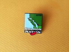 Pin Salmon Nation 2010 -P509 - Pin's