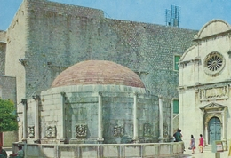 Dubrovnik.  Velika Cesma (Onofrio De La Cava - 1426-1438)  Croatia.   # 06242 - Croatia