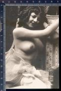 345/221 CPA CARTOLINA POSTALE WOMAN NUS FEMME D'EPOQUE EROTIC DONNA NUDA EROTICA SEX PRIMI 900 RIPRODUZIONE DA ORIGINALE - Beauté Féminine D'autrefois < 1920