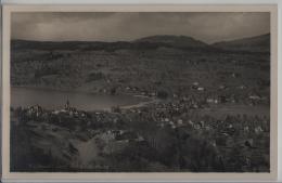 Küssnacht Und Die Gesslerburg - Photo: J. Gaberell No. 11304 - SZ Schwyz