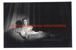 Hilda De Groote Opera Signed Photo 17x11cm - Autographes