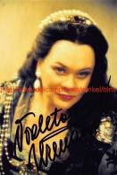 Violeta Urmana Opera Signed Photo 12,5x19cm - Autographes