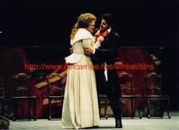 Violeta Urmana Opera Photo 17,5x12,5cm - Photos