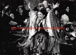 Elena Obraztsova Opera Photo 17,5x13cm - Photos