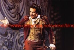 Franco Vassallo Opera Photo 12,5x8,5cm - Photos
