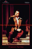 Franco Farina Opera Signed Photo 12,5x19cm - Autographes