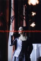 Norma Fantini Opera Signed Photo 12,5x18,5cm - Autographes