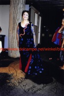 Norma Fantini Opera Signed Photo 12x17,5cm - Autographes