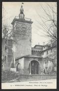 AUBIGNAN Place De L'Horloge (Brun) Vaucluse (84) - Francia
