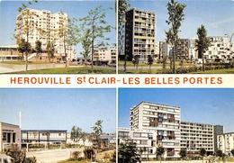 14-HEROUVILLE-SAINT-CLAIR- MULTIVUES - Herouville Saint Clair