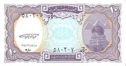 EGYPTE 10 PIASTRES L. 1940 (1998) P-189a NEUF AZUR [EG189a] - Egypte
