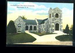 Ursula Chapel , Pine Grove Cemetery  Manchester - Manchester