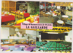 83,VAR,SAINT AYGULF,VILLAGE VACANCES LA GAILLARDE - Saint-Aygulf