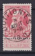 N° 74  DOTTIGNIES  COBA +4.00 - 1905 Breiter Bart