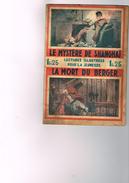 Lectures Illustrées Pour La Jeunesse  Le Mystère De Shangha¨ La Mort Du Berger N° 10 - Livres, BD, Revues