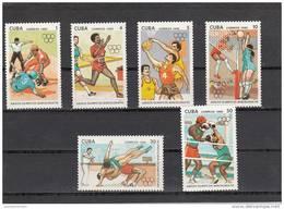 Cuba Nº 3008 Al 3013 - Cuba