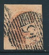 Belgien Nr. 9 ~ Michel 90,-- Euro - 1858-1862 Medaillen (9/12)