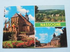 Nassogne () Anno 1987 ( Zie / Voir : Foto Details ) ! - Nassogne