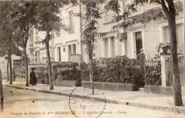 VICHY 7 RUE DES SOURCES PENSION DE FAMILLE DE MMES HENRIQUET - Vichy